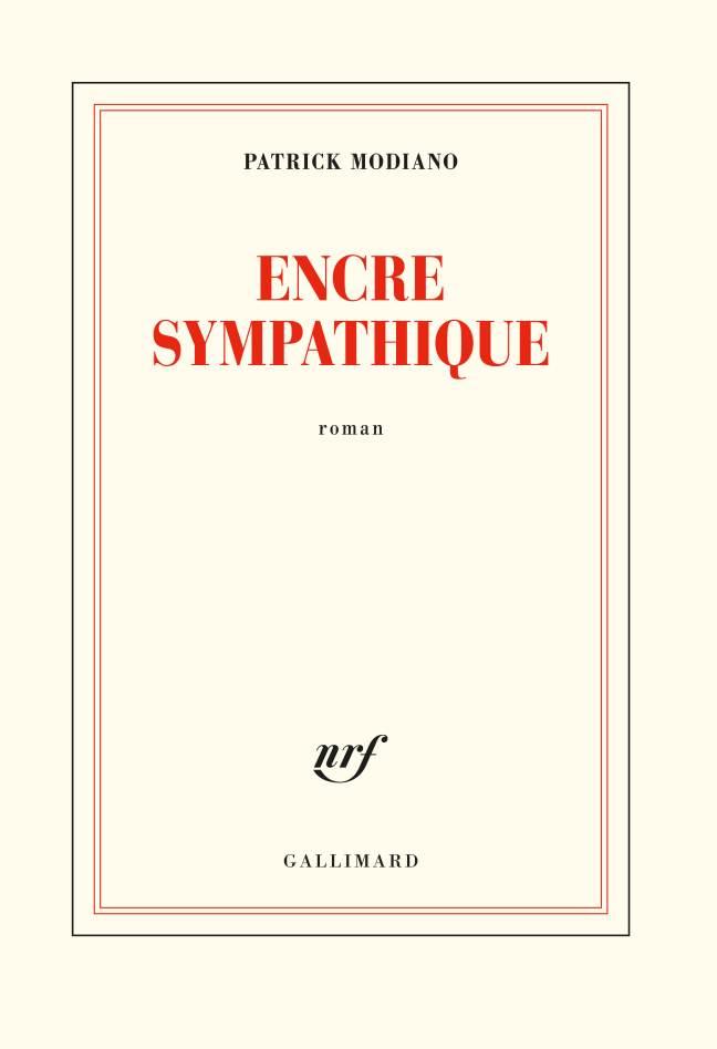 MODIANO_encre_sympathique